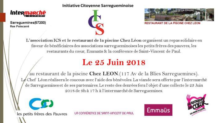 Invitation repas solidaire du 25 06 2018(x2)
